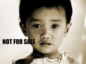 little girl not for sale